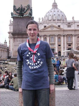 Tagoean in la Città del Vaticano