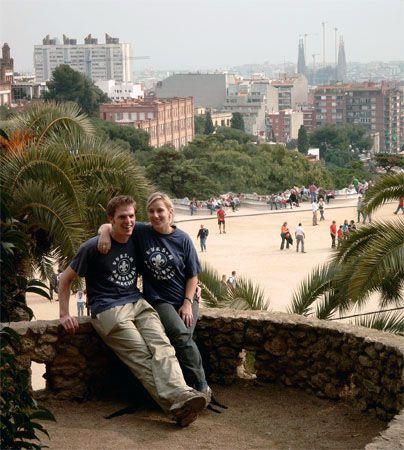 Op bezoek bij Antoni Gaudi